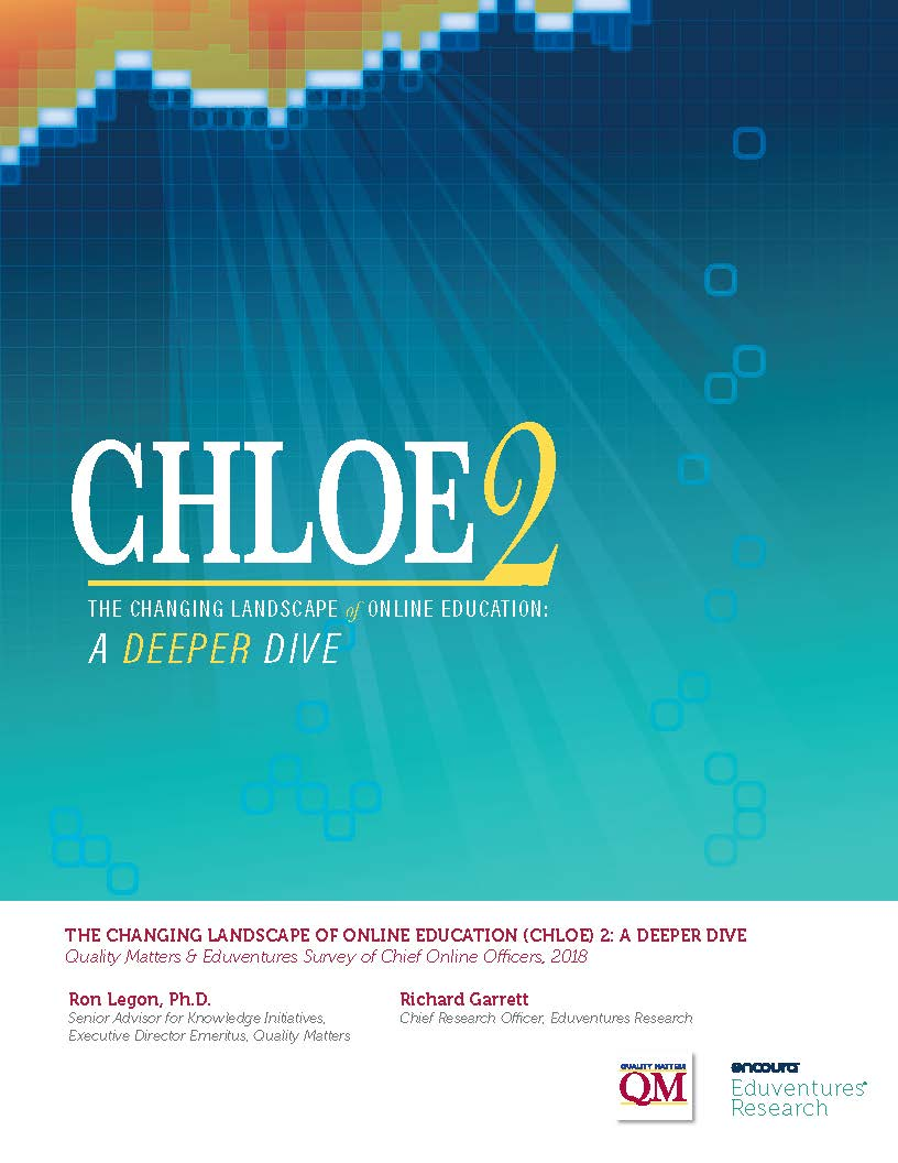 CHLOE 2 2018 report cover