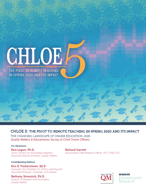 CHLOE 5 Report cover