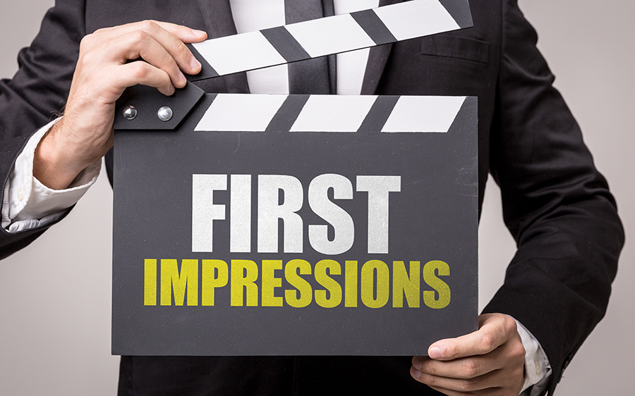 first impressions on movie clapper