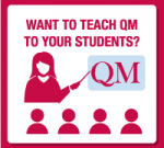 Want to teach QM to your students?
