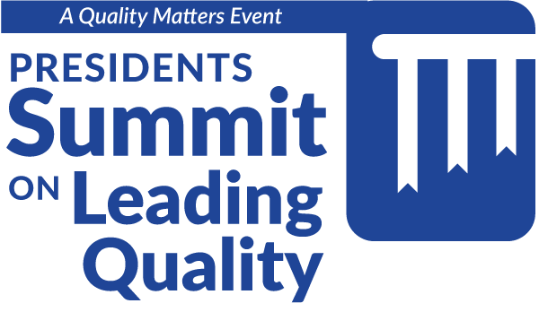 Presidents Summit on Leading Quality