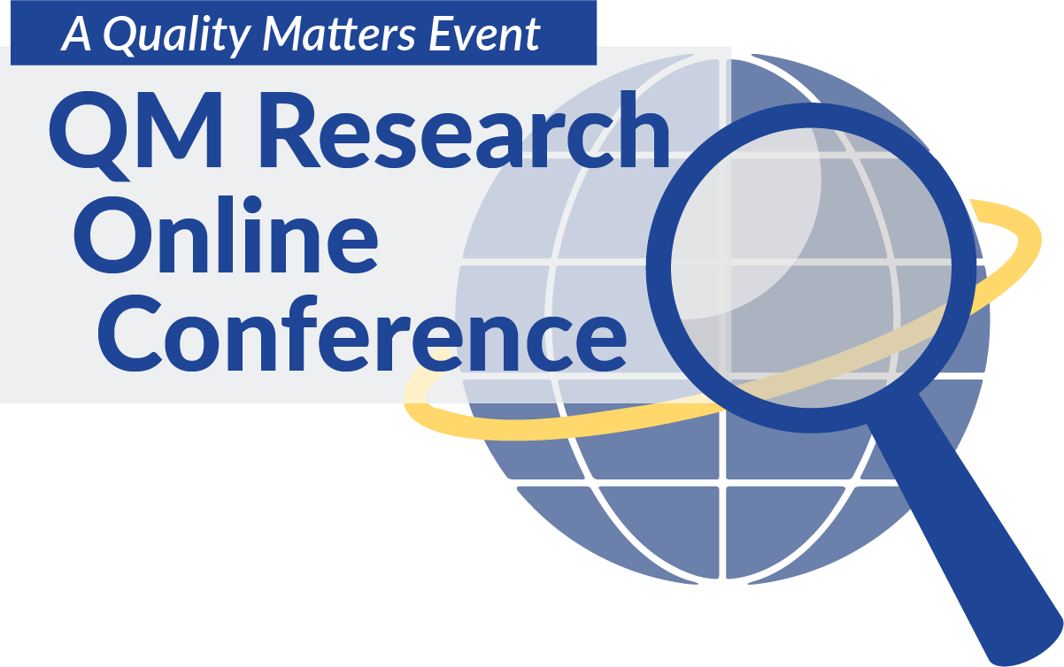 QM Research Online Conference