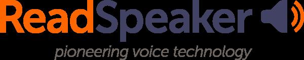 """""""ReadSpeaker"""""""