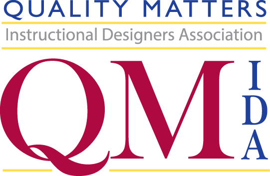 Qm Instructional Designers Association Quality Matters