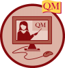 k-12 teaching online workshop icon
